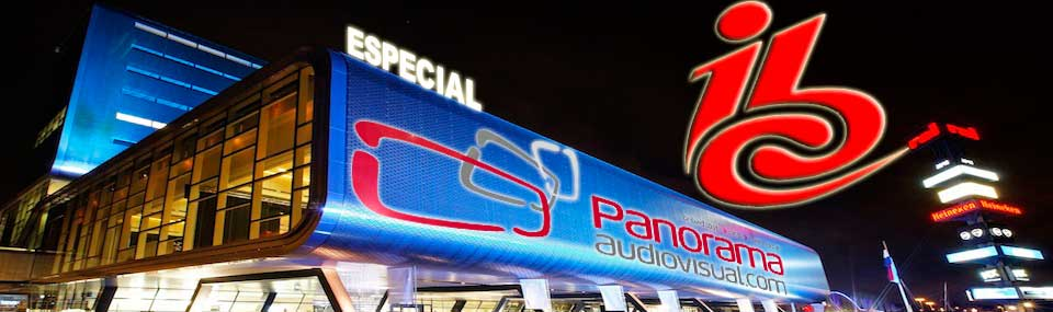 Panorama Audiovisual – Especial IBC 2012