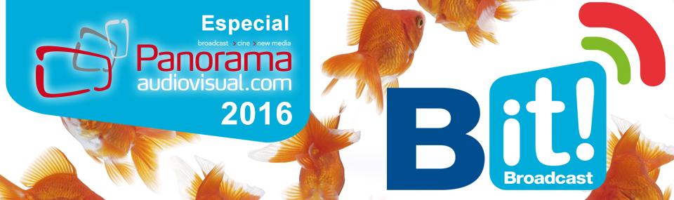 Panorama Audiovisual – Especial BROADCAST 2016