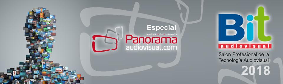 Panorama Audiovisual – Especial BROADCAST 2018