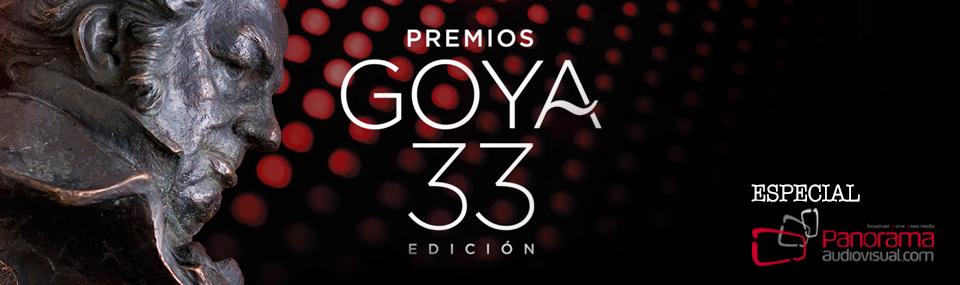 Panorama Audiovisual – Especial Goyas 2019