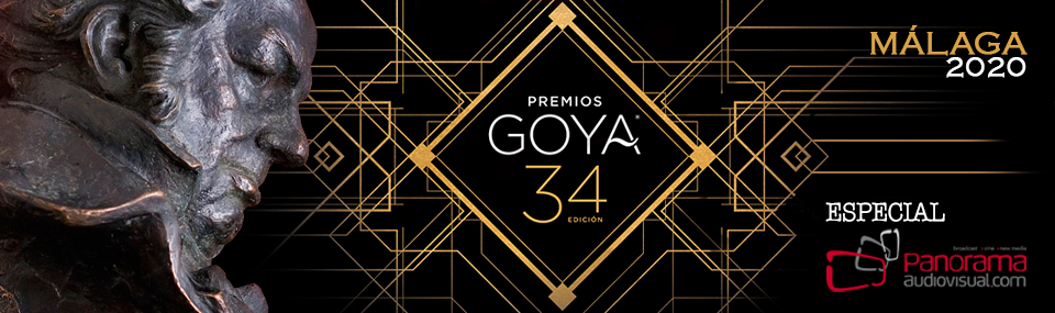 Panorama Audiovisual – Especial Goyas 2020