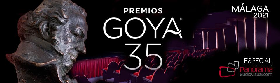 Panorama Audiovisual – Especial Goyas 2021