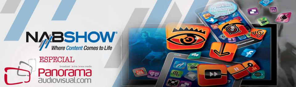 Panorama Audiovisual – Especial NAB 2014