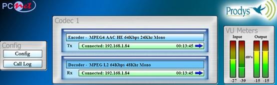 Nueva version 2.0.3 de PCNet de Prodys