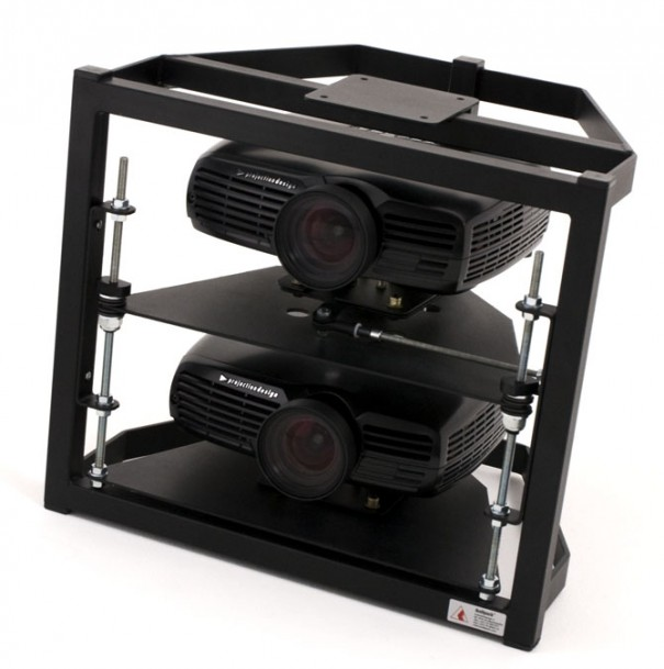 GP2 estéreo de 670w de Projectiondesign