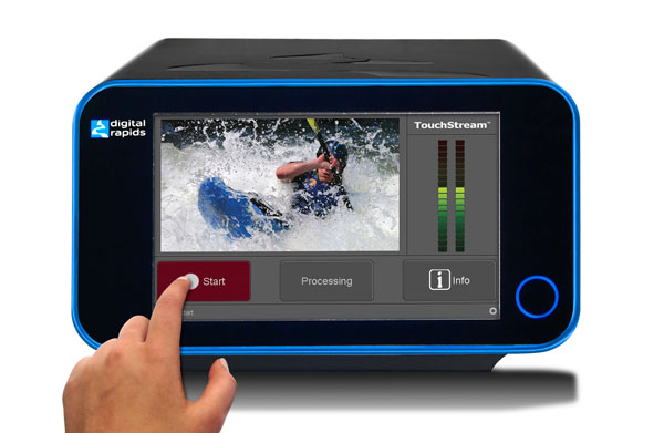 Digital Rapids TouchStream
