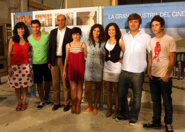 Presentación de El diario de Carlota en La Ciudad de la Luz