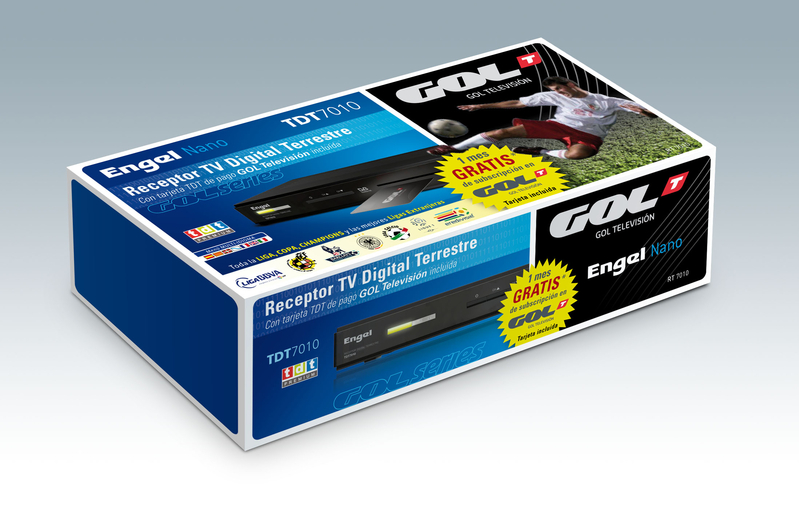 GOL Tv encrypted with Nagravision CAID 1812