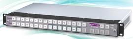 Nvision Compact CQX, la nueva matriz de Miranda en IBC'09