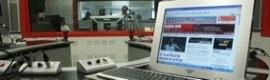Radio Marca inaugura estudios