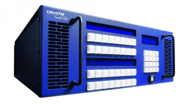 Christie Spyder X20