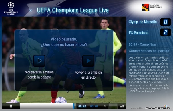 Flumotion UEFA