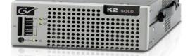 Grass Valley lanza su servidor K2 Solo