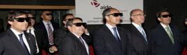 El AIDO inaugura un nuevo edificio que alberga el Centro de Recursos Tecnológicos Audiovisuales