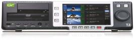 Grass Valley presenta T2, la siguiente generación de su grabador inteligente de disco iDDR