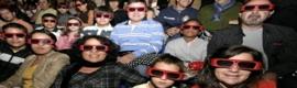 El Festival de San Sebastián proyecta por vez primera bajo norma DCI y en 3D
