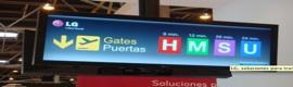 Stretched Displays, los nuevos monitores extendidos, y el monitor M4224F transflectivo, novedades de LG en Total Media
