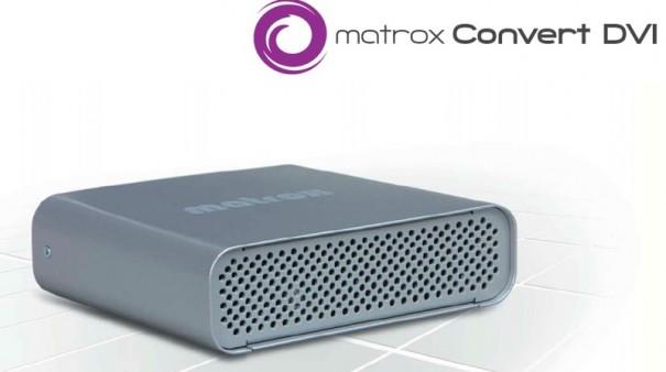 Matrox Convert DVI