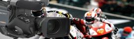 Sony XDCAM HD422 a todo gas en el Mundial de Moto GP