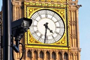 CCTV en el Parlamento inglés