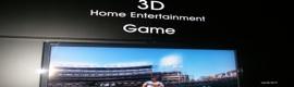 Sony avanza hacia el 3D en entornos domésticos