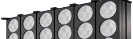 Pantallas de LEDs de alta potencia de Thelight