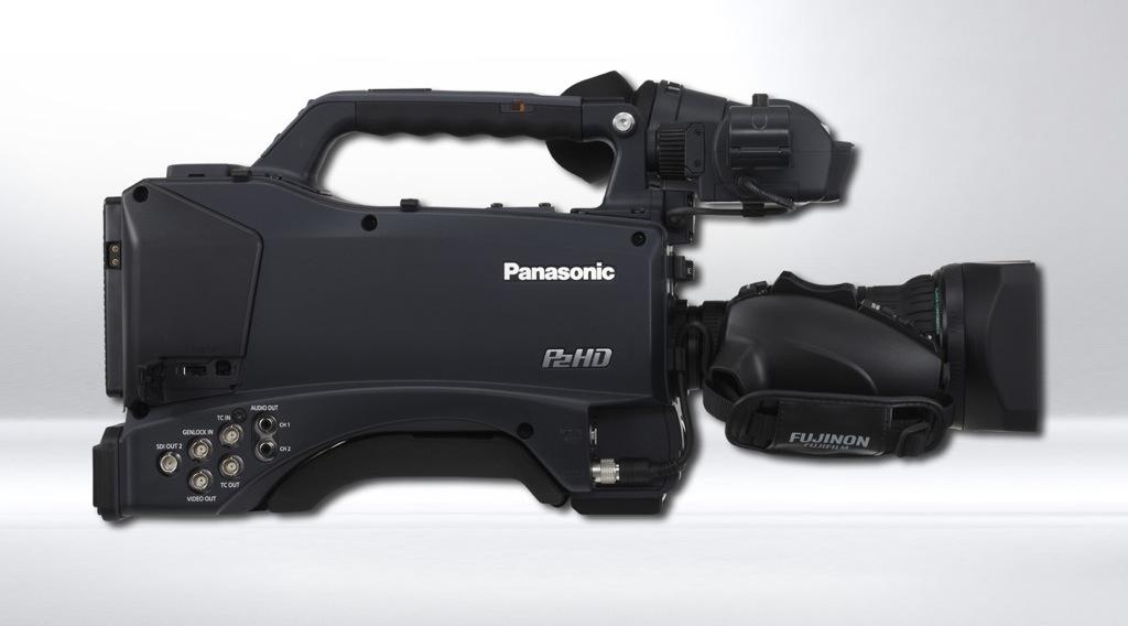 Panasonic AG-HPX301: la cámara con muestreo 4:2:2 y 10 bits más ...