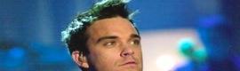 Robbie Williams, en directo y en alta definición en Yelmo Cines