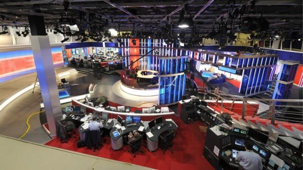 Estudio principal de Sky News