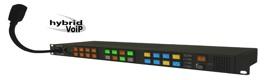 Panel de 24 teclas para intercom híbrida de Kroma