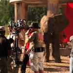 Rodaje 'Viaje mágico a África'