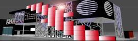 La Technocam Xpander y el sistema 3D TelePresence Room de Sony, en Broadcast'09 con Crambo Visuales