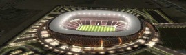 Systems Solutions en el Soccer City Stadium