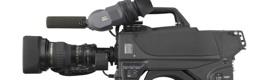 Cámaras HDC de Sony en la segunda móvil en alta definición de TVE