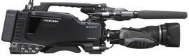 Sony PDW-F800: producción de alto nivel para los operadores más exigentes
