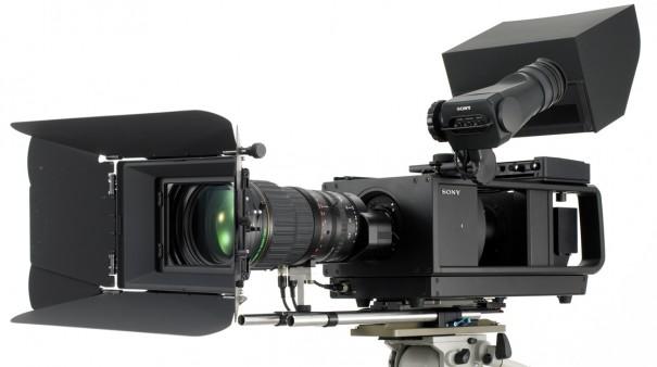 Prototipo cámara 3D Sony