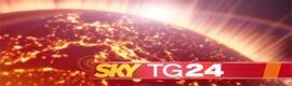 Nuevas robóticas Vinten Radamec en Sky Italia