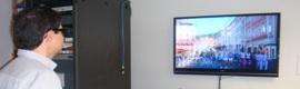 Alta definición digital 3D en la ETSIT de la Politécnica de Madrid