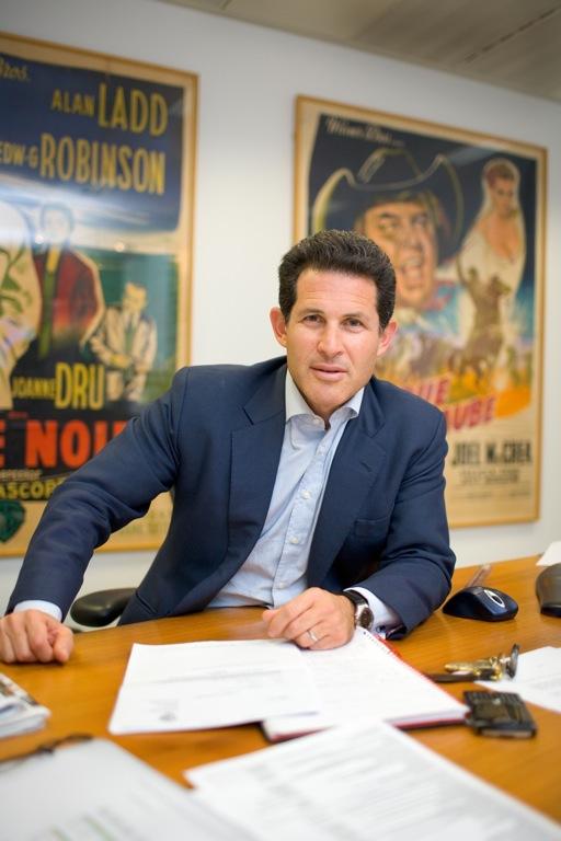 Josh Berger, presidente Warner Bros. España