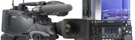 Televisiones y productoras confían en el XDCAM sin cinta de Sony