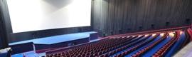 Supercines elige los proyectores DLP Cinema de Christie en Ecuador