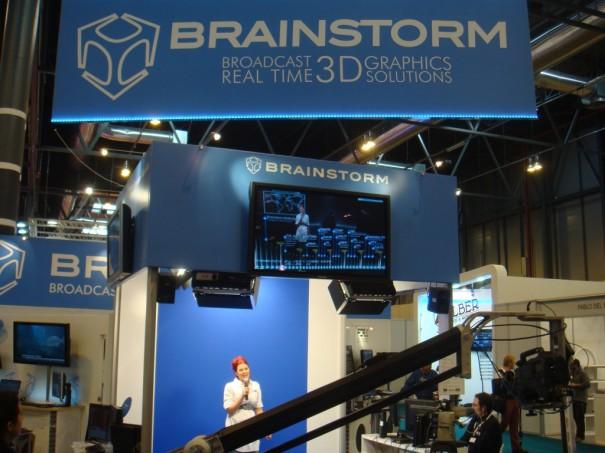 Brainstorm en Broadcast'09