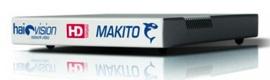 Nuevos codificadores Makito con soporte para Zixi Ready de Haivision