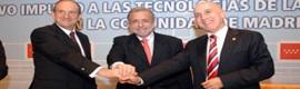 Indra ampliará sus instalaciones en Aranjuez