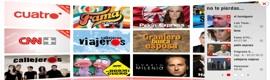 Cuatro pone en marcha un puntero servicio de Web Tv con tecnología Flumotion