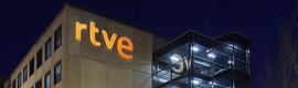 Nueva cabecera satelital de Sapec para RTVE