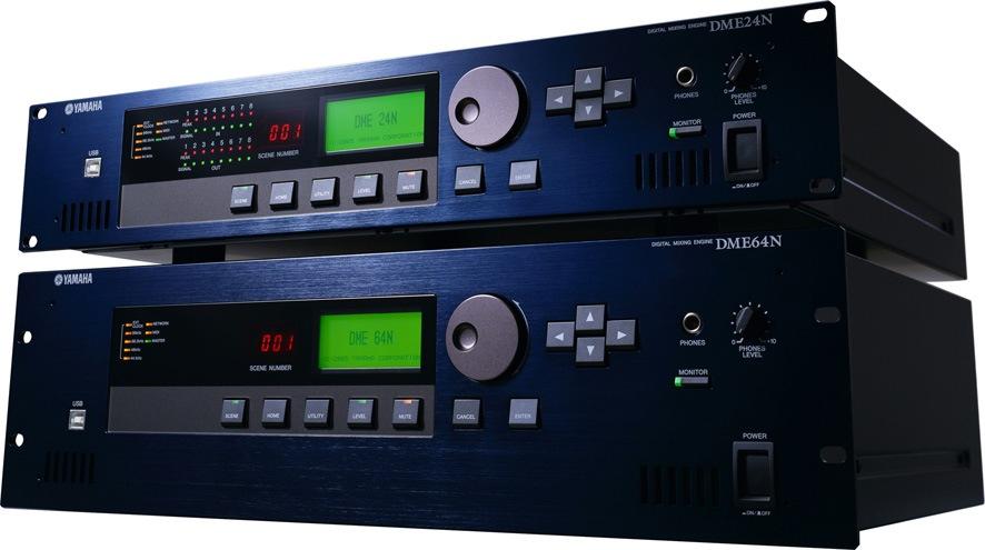 Yamaha conectividad y fiabilidad total en audio for Yamaha m7cl dante