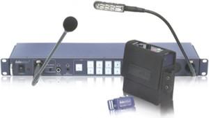 Este estudio móvil de Datavideo incluye la intercom ITC-100