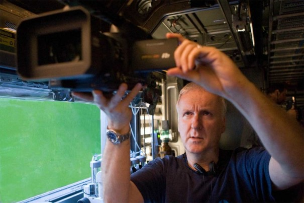 James Cameron con Panasonic