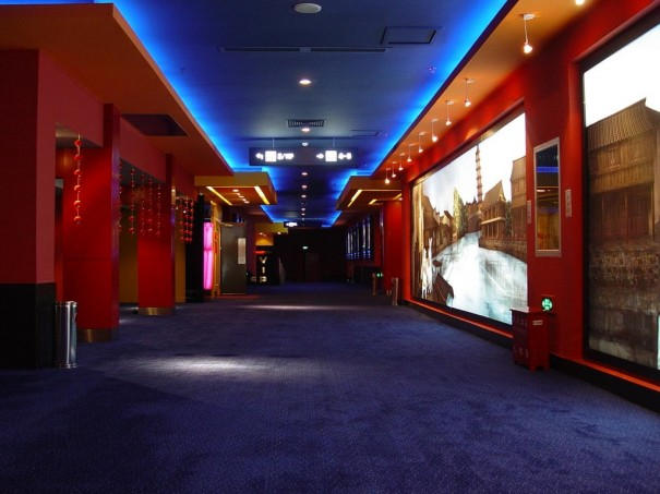 Jinyi Cinema China